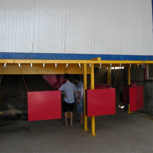 Cabinet Powder Coating System