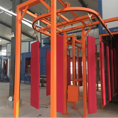 Fire Door Powder Coating Machine