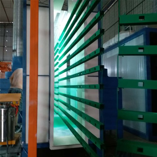 Steel Structure Powder Coating Equipment