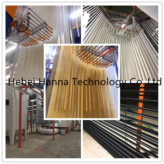 powder coating for Aluminum profile