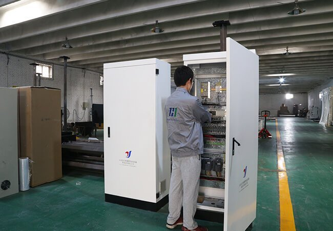 powder coating machine manufacturers