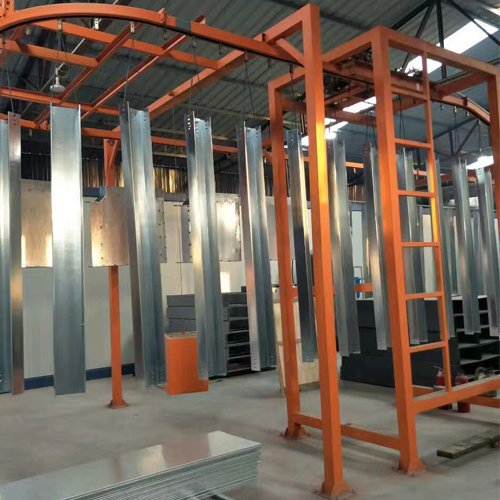 furniture powder coating equipment