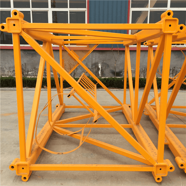 Tower Crane Coating
