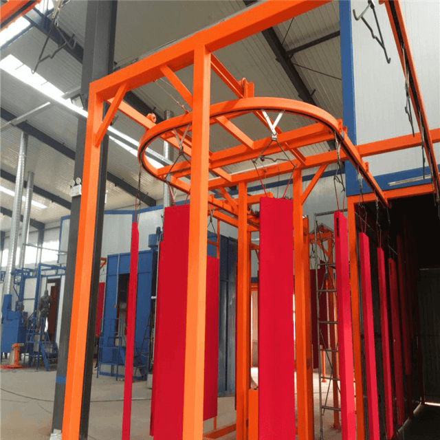 Metal Door Coating
