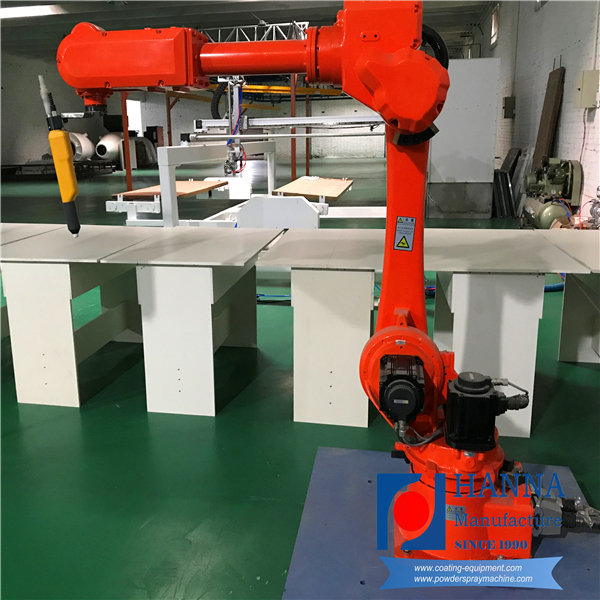 Painting Robot - HaNa