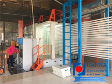 Aluminium Alloy Powder Coating Line